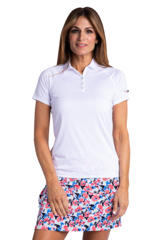 Sport Haley Nassau Hailey Short Sleeve Polo (Multiple Colors)