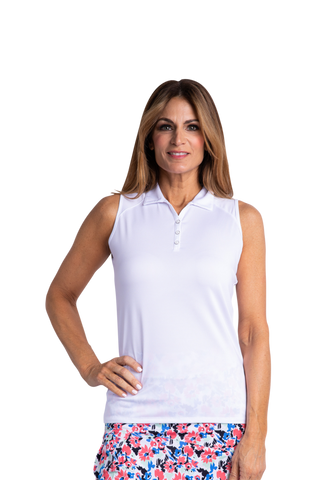 Sport Hailey Nassau Hailey Sleeveless Polo