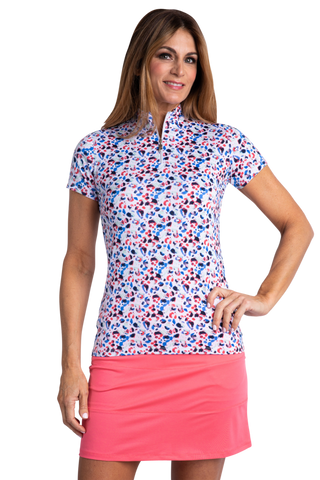 Sport Haley Nassau Heidi Short Sleeve Polo