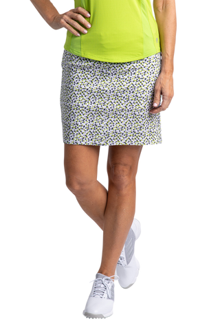 Bette & Court Morning Dew Slimsation Print Skort