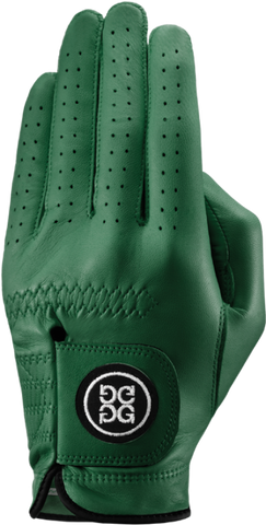 GFore Luxe Leather Pine Golf Glove