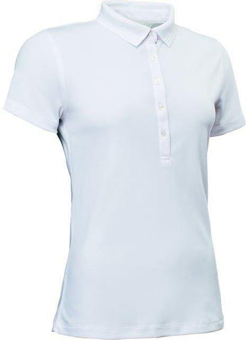 Abacus Clark Short Sleeve Polo - Gals on and off the Green