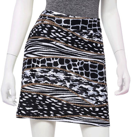 EP Pro Wild Card Patchwork Skort - Gals on and off the Green