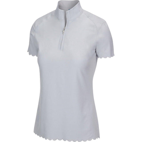 Greg Norman X-Lite 50 Zip Polo (Multiple Colors) - Gals on and off the Green