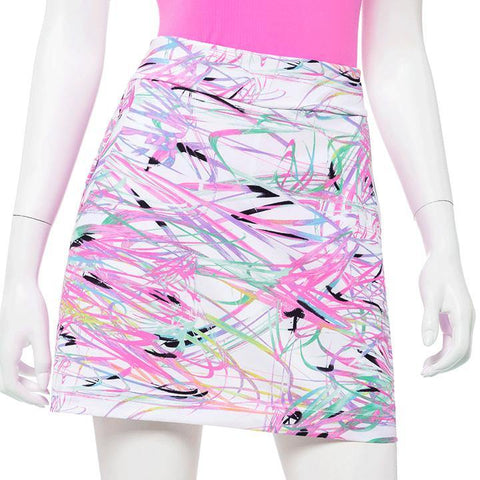 EP Pro True Colors Swirl Skort