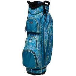GloveIt Aqua Leaf Golf Bag