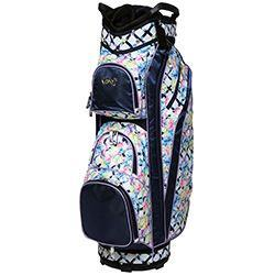 GloveIt Pastel Lattice Golf Bag