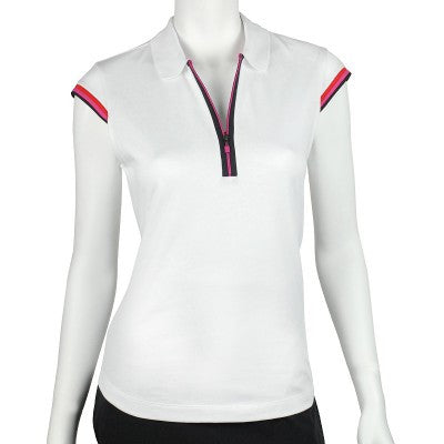 EP Pro Red Hots Tour Dry Jersey Piped Inset Polo