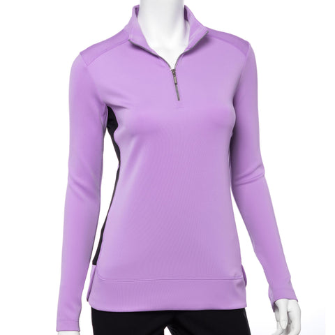 EP Pro Club Med Water Resistant 1/4 Zip Long Sleeve