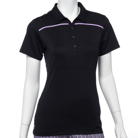 EP Pro Club Med Framed Mesh Polo