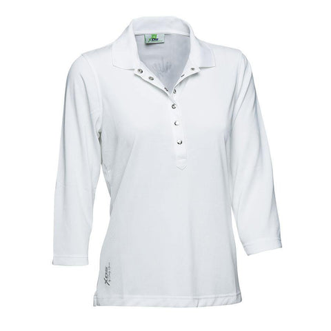 Daily Sports 3/4 Sleeve Quick Dry Polo