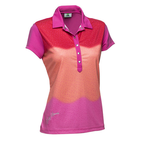 Daily Sports Fancy Cap Sleeve Polo