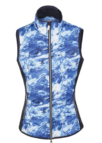 Daily Sports Oceana Navy Padded Vest