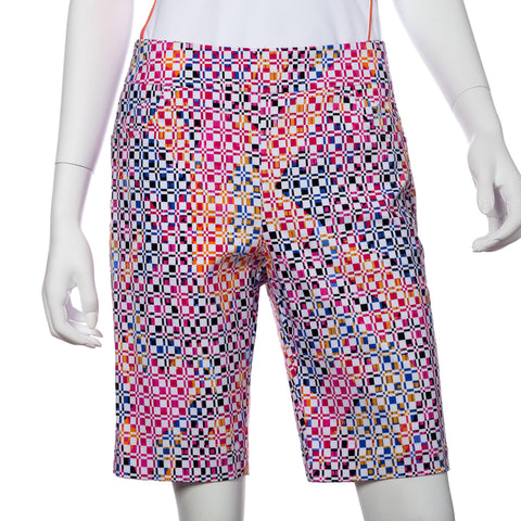 "EP Pro Brilliants 20"" Tile Print Short"