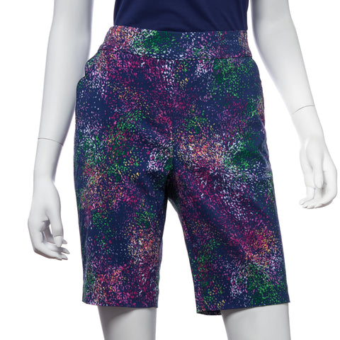 EP Pro Treasure Island Starburst Print Short
