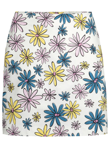 Girl's Golf Flower Power Skort