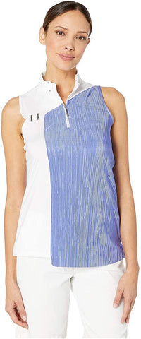 Jamie Sadock Pippin Crunch Sleeveless Polo