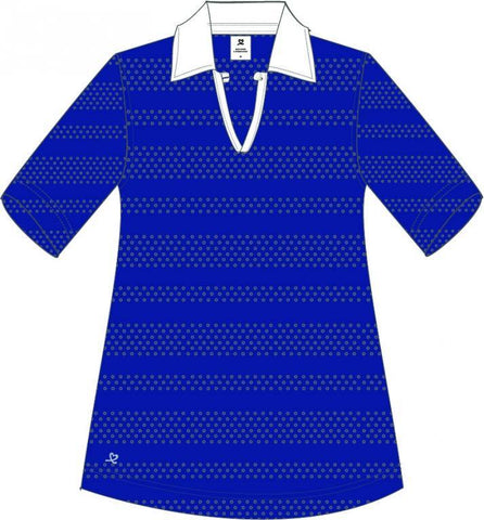 Daily Sports Nostalgic Summer Pheb 1/2 Sleeve Polo
