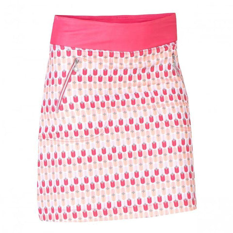 Daily Sports Coral Beauty Amir Skort