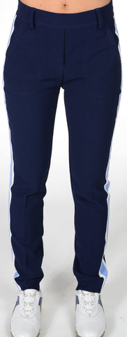 Belyn Key Balmoral Tailored Track Crop Pant