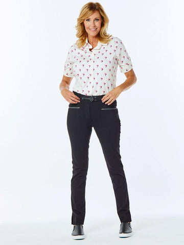 Belyn Key Onyx Commuter Pant - Gals on and off the Green