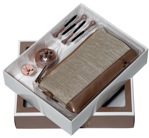 GloveIt Rose Gold Gift Box Set