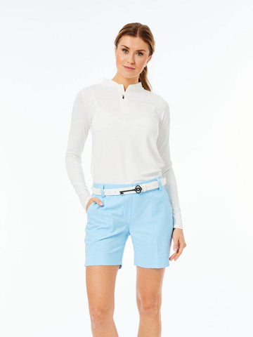"Belyn Key Lisbon 6"" Tailored Short (Multiple Colors) - Gals on and off the Green"