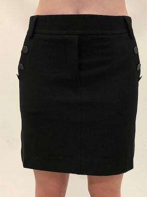 Belyn Key Versailles Military Skort
