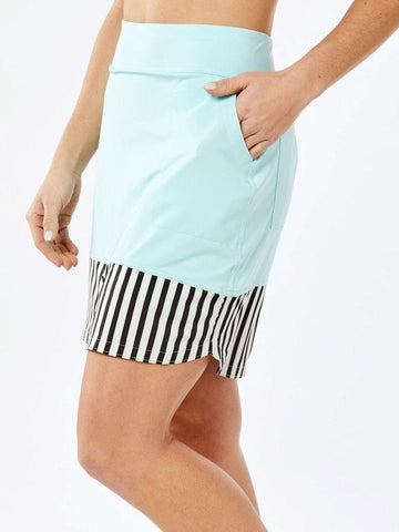 Belyn Key Carlisle Shirt Tail Skort
