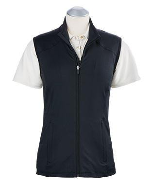 Bobby Jones Tech Full-Zip Vest