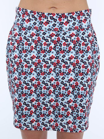 Belyn Key Monterey Keystone Jersey Skort (Multiple Colors) - Gals on and off the Green