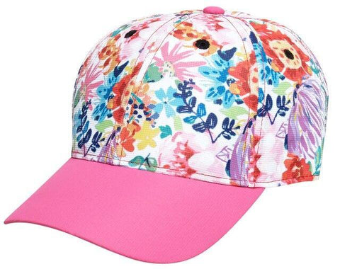 GloveIt 2021 Hawaiian Tropic Cap - Gals on and off the Green