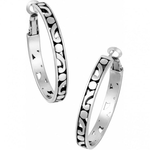 Brighton | Contempo Hoop Earrings