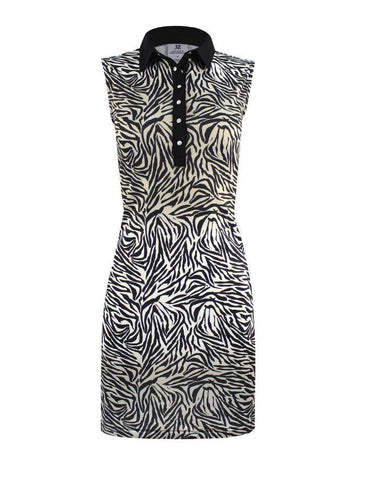 Daily Sports Urban Animals Tiana Zebra Dress