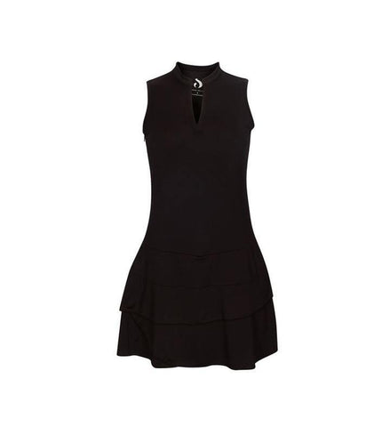 Swing Pretty Nine & Wine Sleeveless Dress
