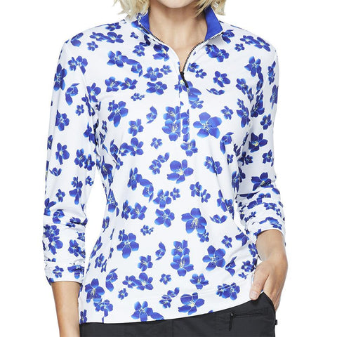 GGBlue Defined Laila 3/4 Sleeve Pullover