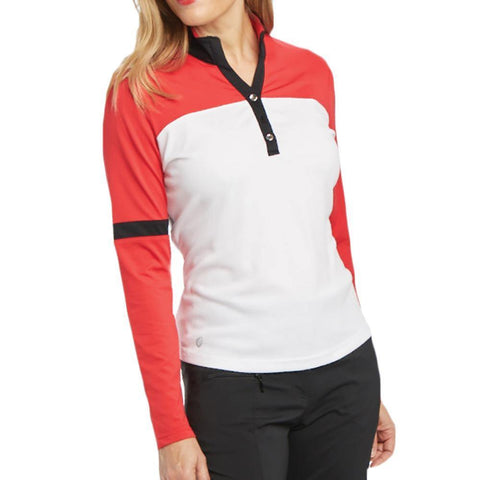 GGBlue Refined Ruby Long Sleeve Polo