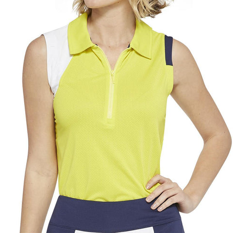 GGBlue Escapade Lisa Sleeveless Polo