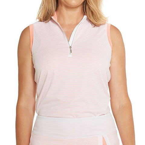 GGBlue Divine Aries Sleeveless Polo