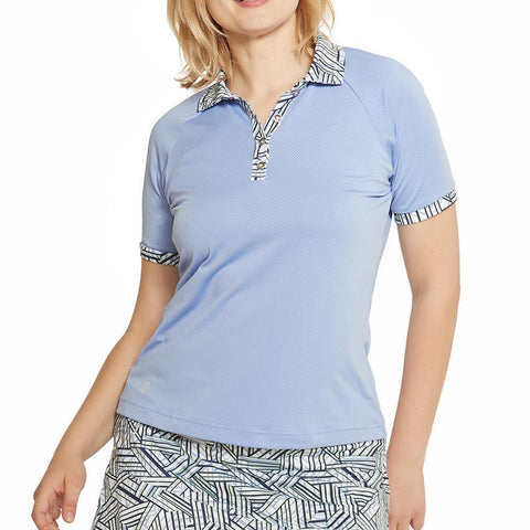 GGBlue Grace Dawn Polo
