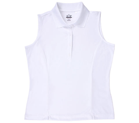 EP Pro Essential Tour-Tech Sleeveless Polo