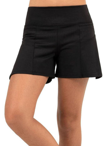 Lucky in Love Junior's Flounce Short - Gals on and off the Green