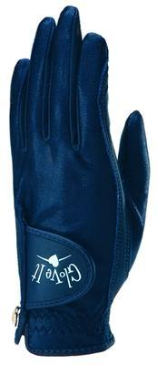 GloveIt Navy Clear Dot Glove - Gals on and off the Green
