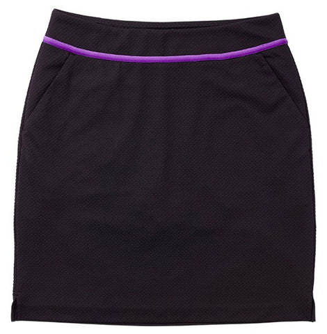 Greg Norman El Morado Ribbon Trim Skort