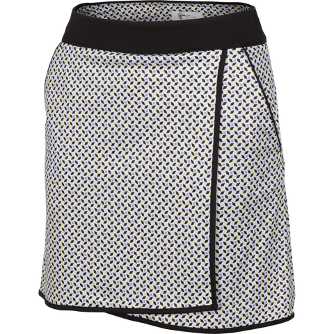 Greg Norman Grand Prix Bianca Pull-On Skort