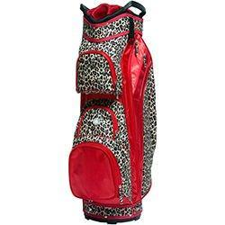 Glove It Women's 14-Way Golf Bag - Leopard