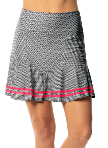 Lucky in Love C'est la Vie Amour Contour Skort (Long) - Gals on and off the Green