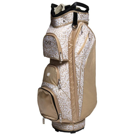 Glove It Women's 14-Way Golf Bag - Uptown Cheetah