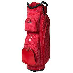 Glove It Women's 14-Way Golf Bag - Lady in Red
