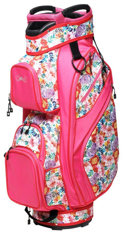 GloveIt 2021 Hawaiian Tropic 15-Way Golf Bag - Gals on and off the Green